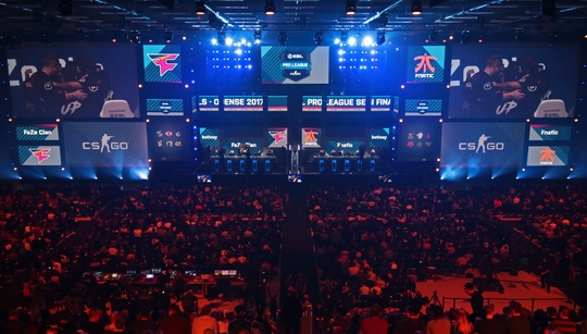In the moment: The magic of Odense and the ESL Pro League finals