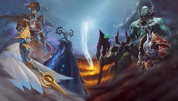 Blizzard назвала многие эпические предметы в WoW: Shadowlands в честь сотрудников компании