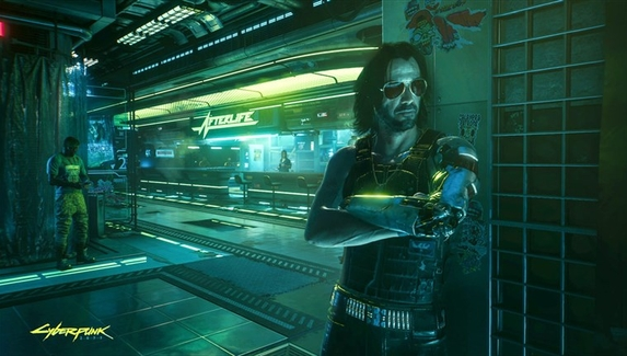 Вышел тизер первого DLC для Cyberpunk 2077