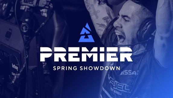 Расписание и результаты BLAST Premier: Spring Showdown 2021