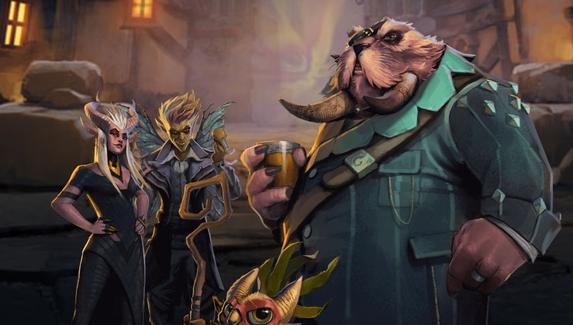 В Dota Underlords добавят альянсы целителей и насекомых