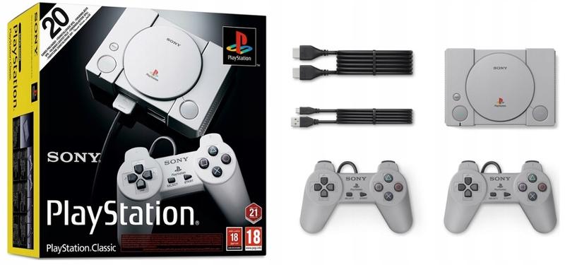PlayStation Classic - 3 000 рублей, на старте стоила около 6 000 - 7 000 рублей.