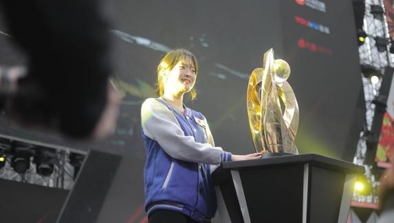 Кореянка победила на женском WESG 2018 по Hearthstone