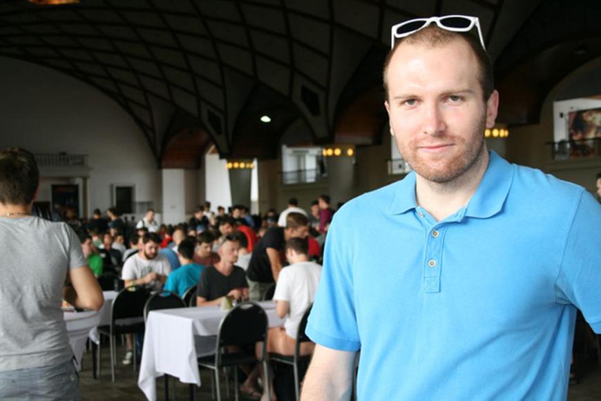 MTG pro Lukáš Blohon wins the $10k Gauntlet tournament in Artifact's closed beta