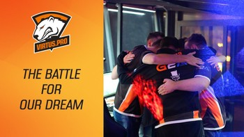 Virtus.pro at The Kiev Major: The Battle for Our Dream