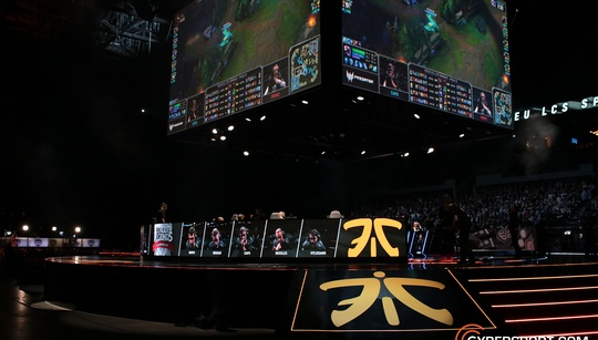 In the moment: the royal EU LCS Spring Split Finals in Copenhagen