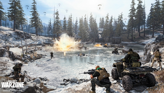 Разработчики Call of Duty: Warzone начали благотворительную акцию в поддержку военнослужащих