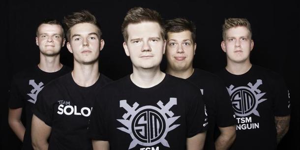 Новый состав Team SoloMid
