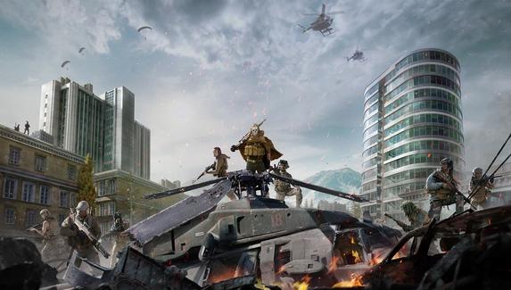 В «королевскую битву» Call of Duty: Warzone добавили возможность играть в дуэте