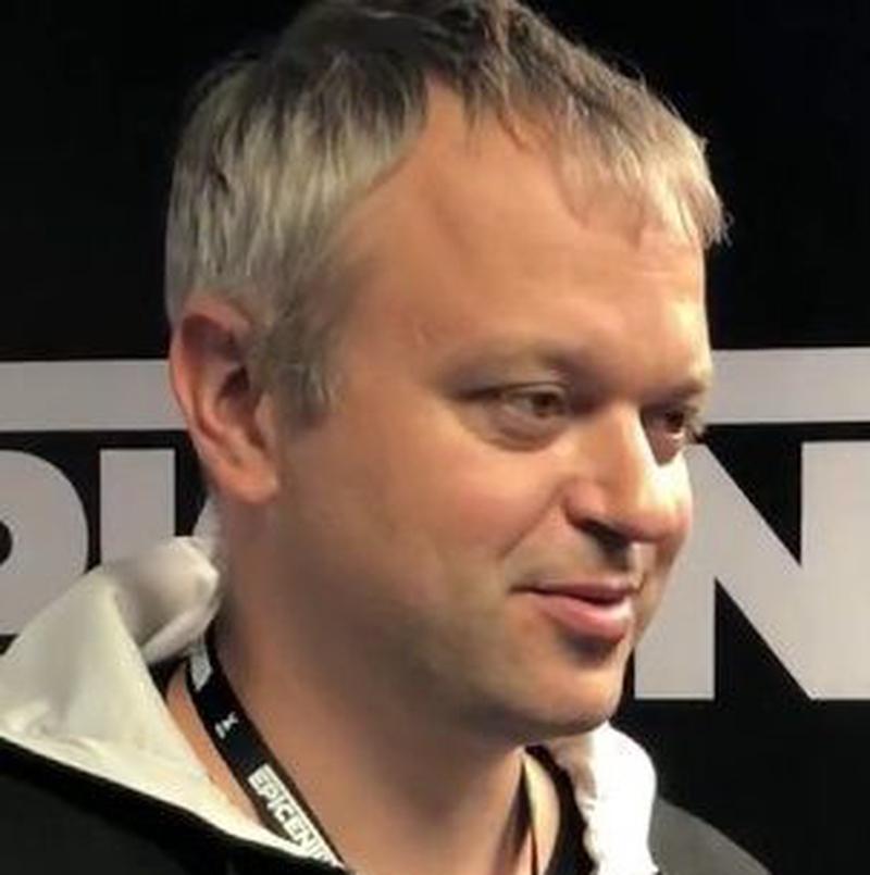 Максим Маслов, генеральный директор Epic Esports Events