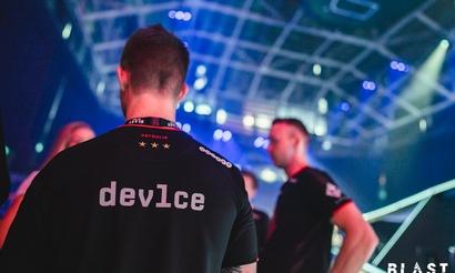 Device впервые за 15 месяцев показал отрицательную статистику на турнире