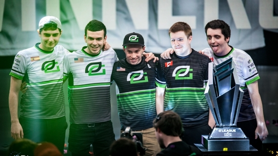 Восстать из пепла: Optic Gaming