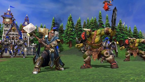 Анонсированы восемь приглашенных участников DreamHack по Warcraft III: Reforged