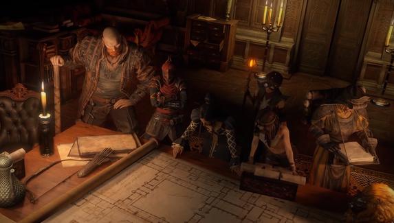 В Path of Exile добавят ограбления, потому что продюсер посмотрел «Одиннадцать друзей Оушена»