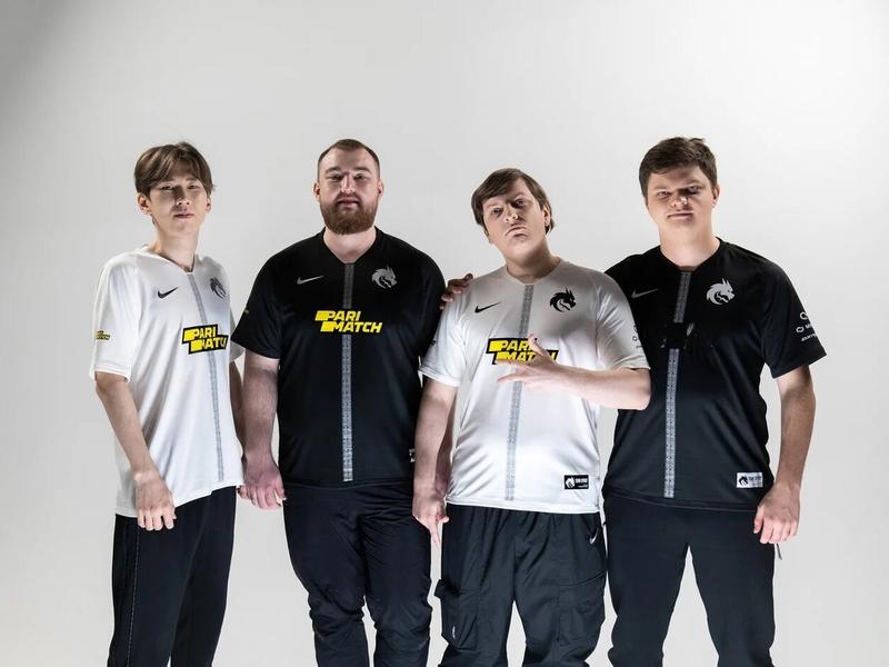 TORONTOTOKIO, Chopper, WYCC и SilverName в новой форме Team Spirit
