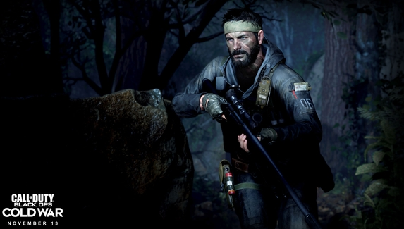 Activision назвала даты бета-теста Call of Duty: Black Ops Cold War