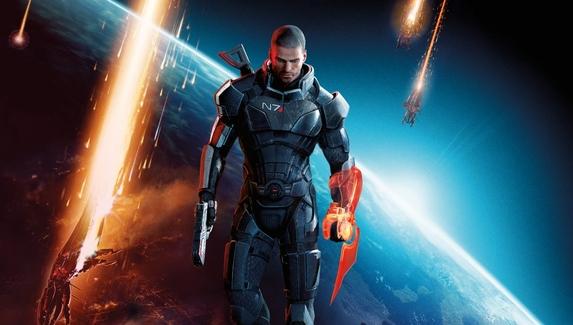 Вышел тизер-трейлер новой Mass Effect