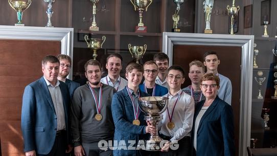 Как в Новосибирске растят нового RAMZEs и electronic — лига для начинающих QUAZAR.GG
