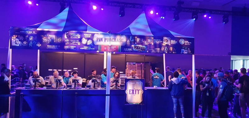 Ярмарка Новолуния. BlizzCon 2019. Источник: imgur.com/a/7gExzwE#Ik8YUW2