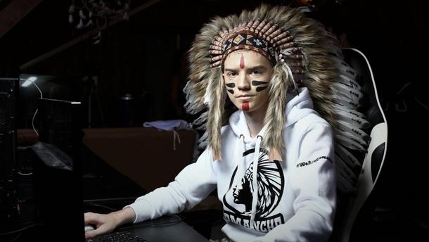 Misha в составе Comanche