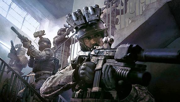 Возможно, в Call of Duty: Modern Warfare будет бесплатная «королевская битва»