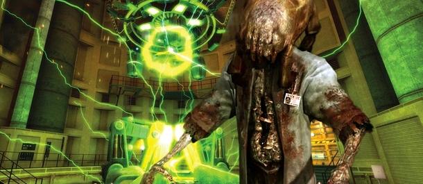 У Valve есть игра, лор которой связан с Half-Life. О какой игре речь?