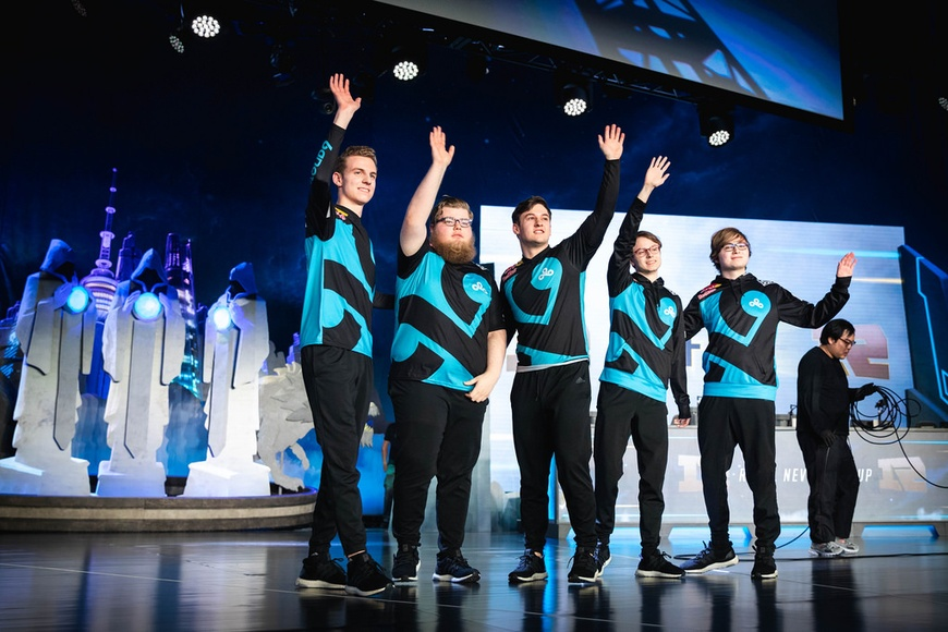 C9 Goldenglue, Jensen, Licorice share thoughts after progressing from Group of Death