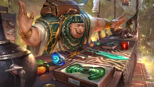 New Artifact item card revealed: Shop Deed