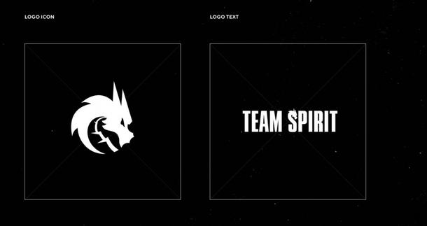 Новые логотипы Team Spirit