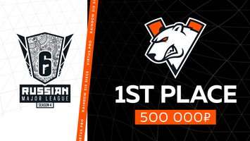 Virtus.pro wins Russian Major League Season 4