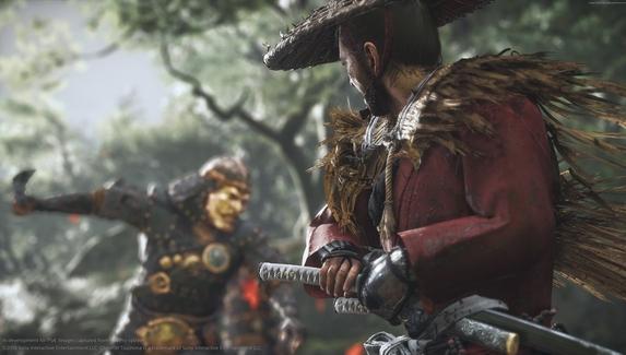 Фанат Ghost of Tsushima воспроизвел боевую сцену из игры