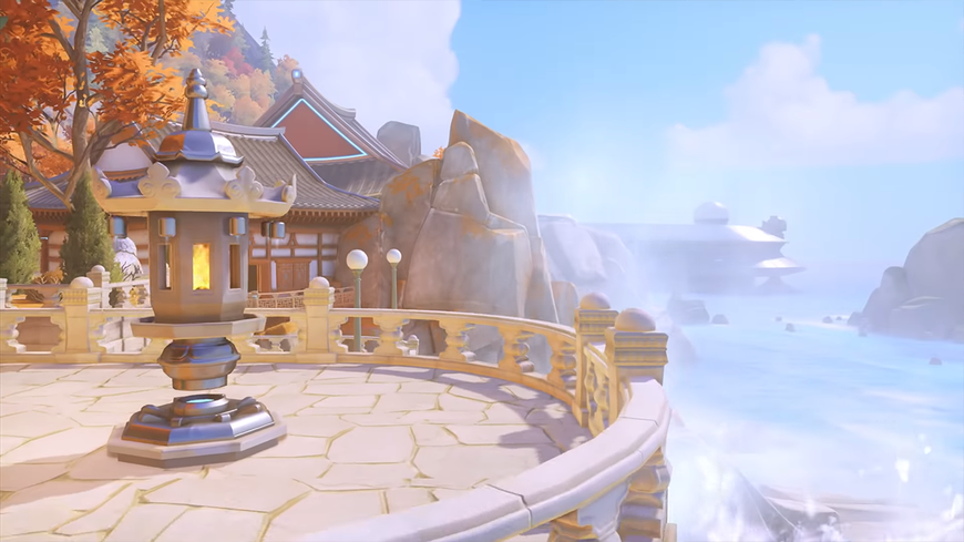 Overwatch heads to Busan with new Control map!