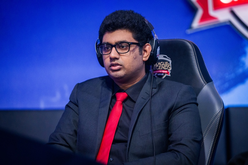 From the Middle East to LCS peaks: The story of Misfits coach Hussain Moosvi