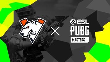 Virtus.pro сыграет на ESL PUBG Masters 2021 Europe Spring