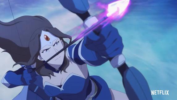 Valve и Netflix показали новый тизер аниме по Dota2