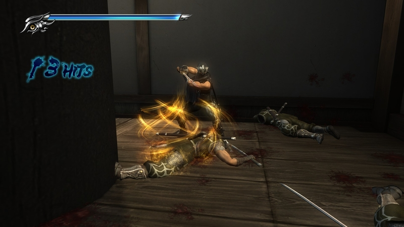 Скриншот из Ninja Gaiden Sigma 2
