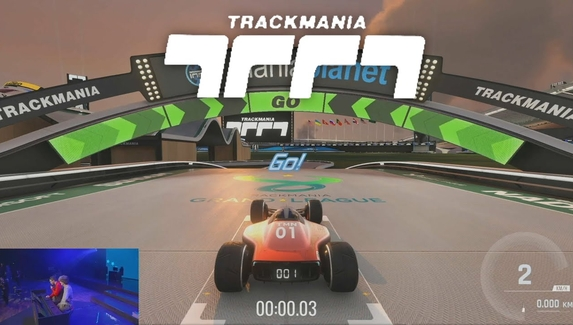 Trackmania получила средние оценки на Metacritic от прессы и игроков
