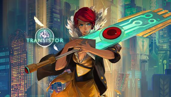 В Epic Games Store бесплатно раздают Transistor