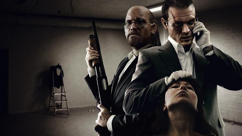 Промокадр Kane and Lynch: Dead Men