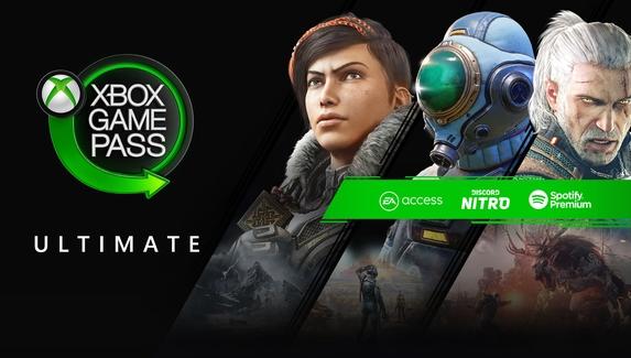 В VK Play появилась подписка XboxGamePass Ultimate — ее можно купить с кешбэком