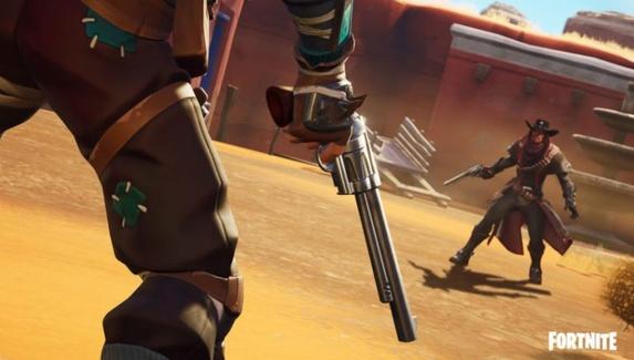 В Fortnite появится револьвер со снайперским прицелом