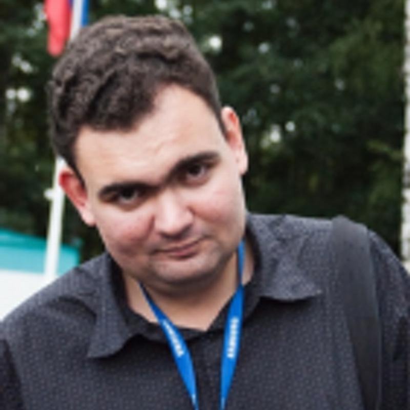 Александр StrangeR Соломонов