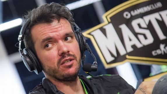Бразильский кастер извинился перед игроком Chaos за обвинения в читерстве