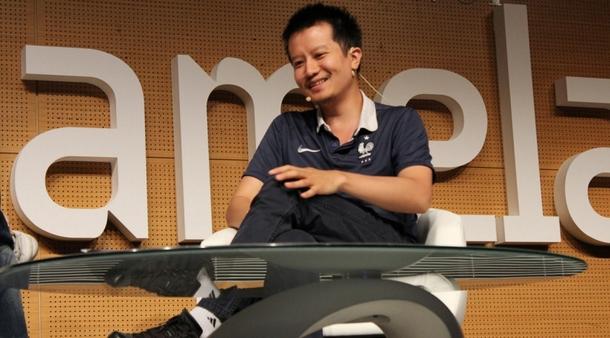 Мин Ли — один из отцов Counter-Strike. Фото: VentureBeat