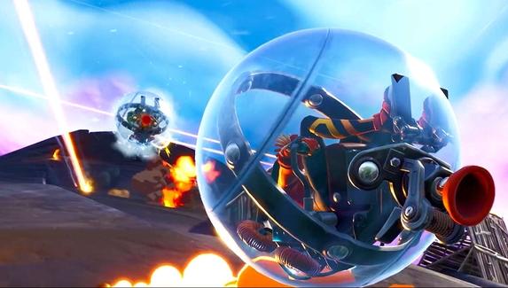 Разработчики Fortnite не ослабят шароход в следующем обновлении