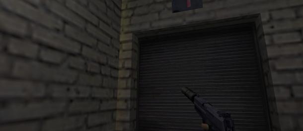 Дверь какая-то...