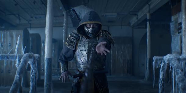 Появление Скорпиона создатели заспойлерили в первом же трейлере