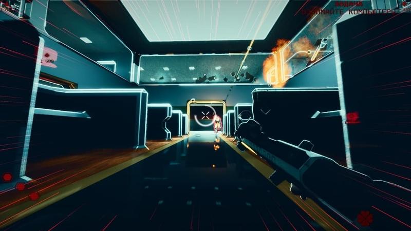 Скриншот из Severed Steel