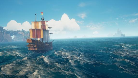Разработчики Sea of Thieves назвали дату начала первого сезона
