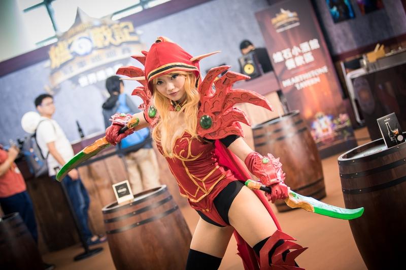В таверне. Фото: Blizzard Entertainment